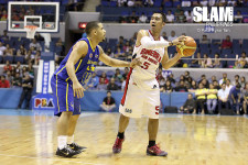 Upset? Not on Ginebra's watch