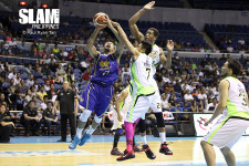 GALLERY: Meralco jolts Blackwater, GlobalPort trumps Talk 'N Text