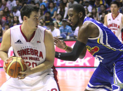 Ginebra is scary again but Purefoods should not be worried with 'short enough' Denzel Bowles