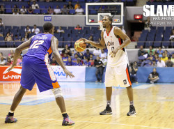 Out of ideas, NLEX bows down to hot-shooting Gary David, Meralco Bolts