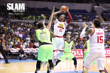 Blakely's triple-double leads Star Hotshots past GlobalPort to the semis