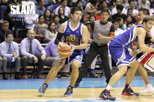 Purefoods could not miss in wire-to-wire quarterfinal win over Alaska