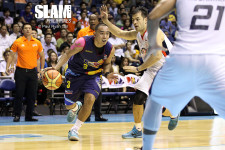 GALLERY: Rain or Shine vs. Meralco – 2015 Comm. Cup semis game one