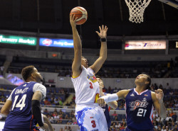 Rain or Shine gains twice-to-beat advantage with win over Meralco
