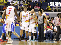 ROS leads series 2-1 and has now given TNT its biggest problem