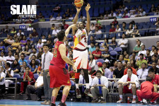 For the San Miguel Beermen, entering the All-Star break with a second win is already an achievement