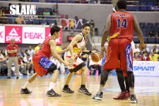 San Miguel Beermen shoot their way closer to PBA Finals return