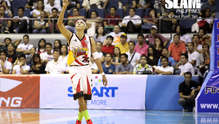 Arwind Santos remains valuable
