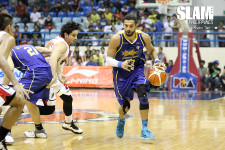 Happy returns: Ranidel De Ocampo makes Gov. Cup debut as Talk 'N Text blemishes Alaska