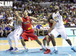 PBA Finals drama continues after game as wives get into shouting match