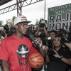 Rajon Rondo Asia Tour 2012 - Red Bull King of the Rock Philippines