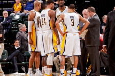 Pacers Hold Players Only Meeting But Lose Anew to Dallas