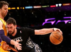 NBA feud: Kevin Love and Minnesota Timberwolves owner Glen Taylor