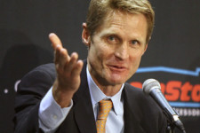 Steve Kerr being considered for the Knicks' head coaching job