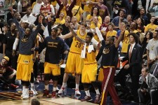 LOOK: Top 10 plays of the Cleveland Cavaliers for 2014-15