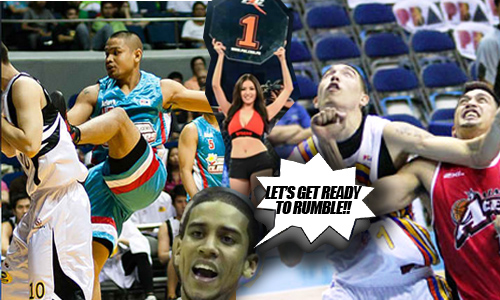 PBA FIGHT! Gabe Norwood Picks Two Best MMA Prospects from PBA