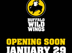 New sports bar Buffalo Wild Wings set to open in Capitol Commons