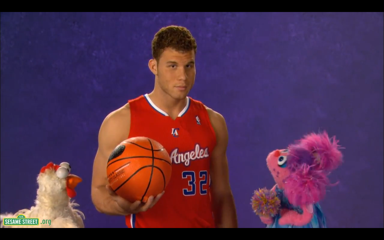 VIDEO: Blake Griffin is a Chicken Calling Champion