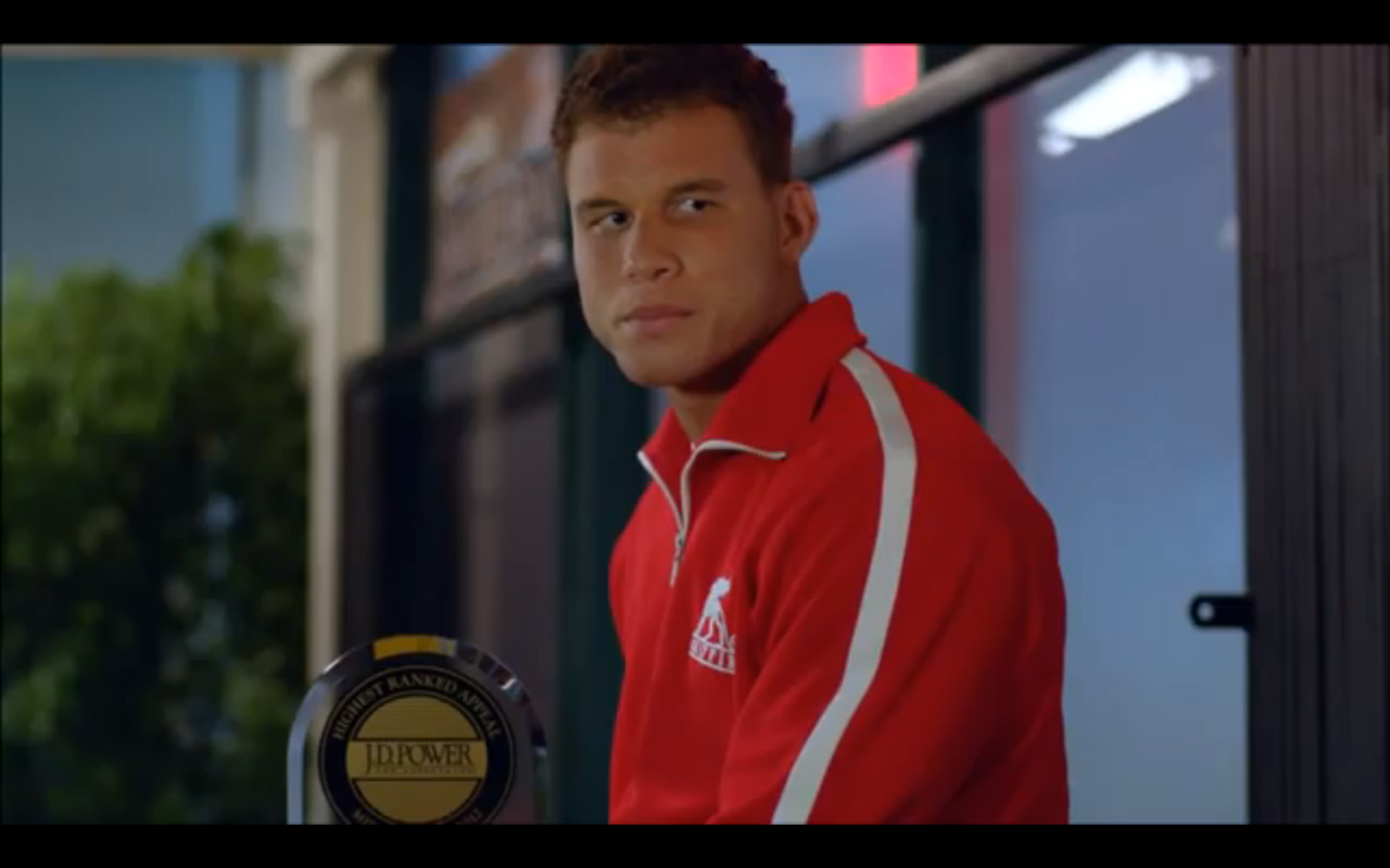 VIDEO: Blake Griffin's New Kia Commercial