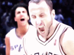 Awesome Spurs Then and Now GIF is Awesome.