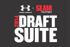 VIDEO: UA x SLAM Draft Suite 2014- Jake Pascual