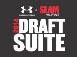 VIDEO: UA x SLAM Draft Suite 2014- Jake Pascual