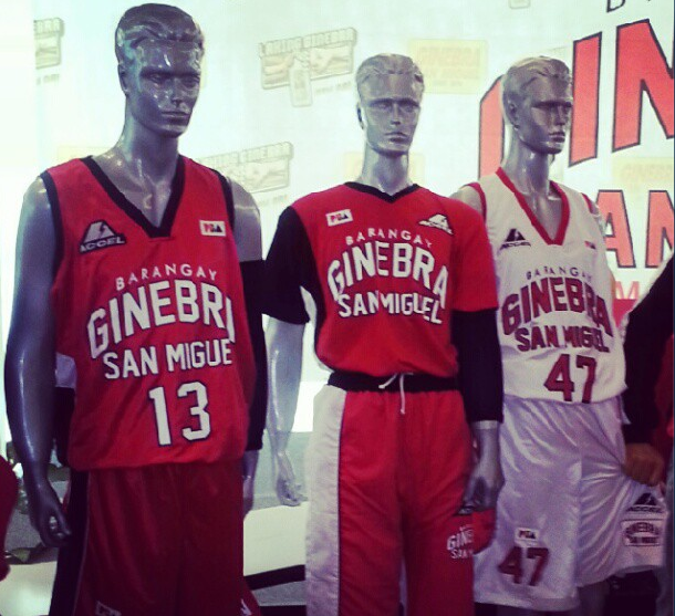 Ginebra San Miguel's New Retro Unis
