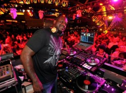 Shaq is now called DJ Diesel