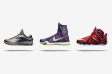Nike Basketball Elite Series elevates signature shoes