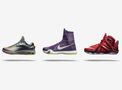 Nike Basketball Elite Series elevates signature shoes