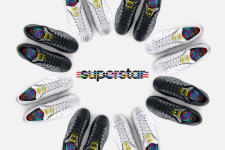 Pharrell brings a new chapter of the adidas Superstar to life with the Supershell