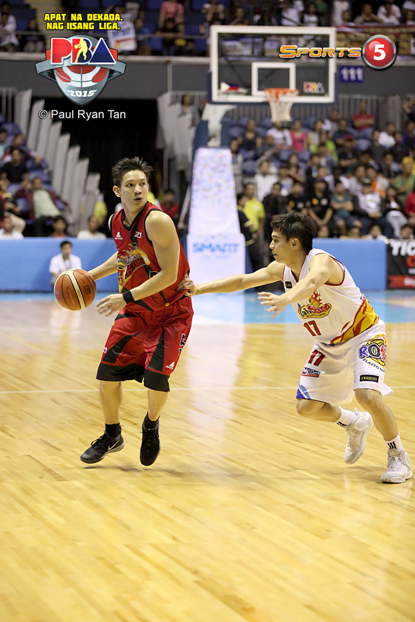 Photo by Paul Ryan Tan / Sports 5