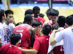 How UE won two victories in one game