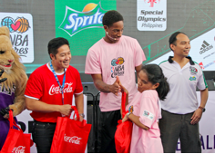 Sprite, NBA continue support for Philippine Special Olympics athletes