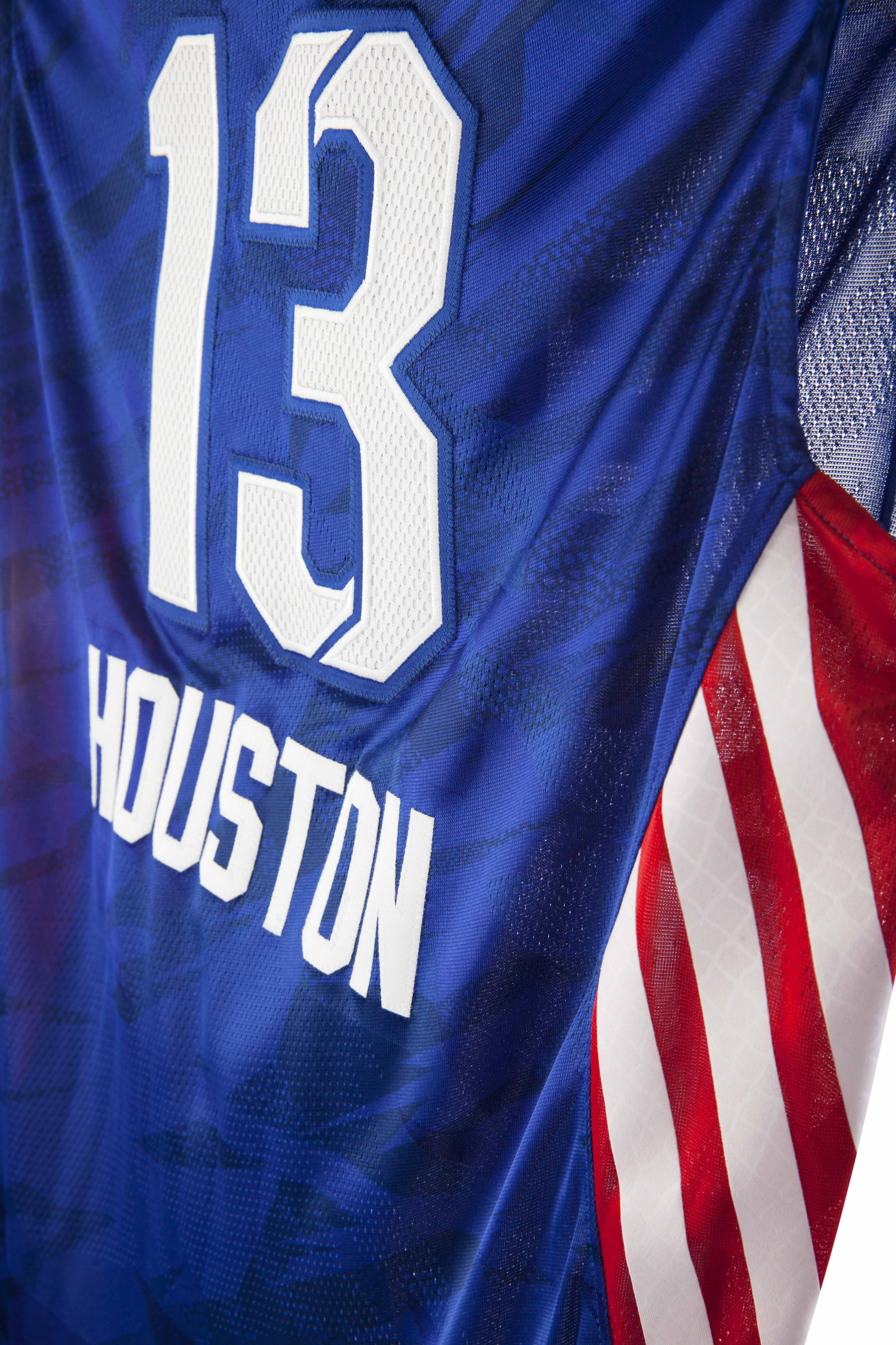 adidas NBA All-Star Jersey EAST Detail 2