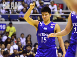 Kiefer Ravena and the next generation of Gilas Pilipinas