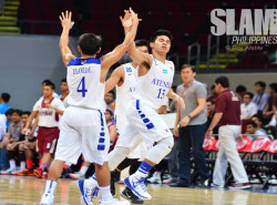 A rivalry of sorts – Ateneo Blue Eagles versus NU Bulldogs