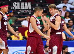 Some improvement for the UP Fighting Maroons, but no wins…yet