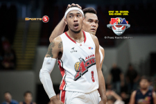 Calvin Abueva signs three-year extension with the Alaska Aces