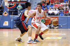 Parks, Van Opstal out, Amer, Rivero in for SEA Games hoops squad