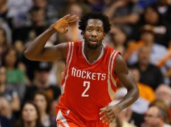 Rockets suffer another big injury, lose PG Patrick Beverley for the season