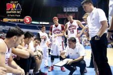 Brgy. Ginebra, Meralco Rough It Up With New Imports