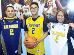 US NCAA gives nod for Fil-Am freshman guard to play for the Cal Golden Bears