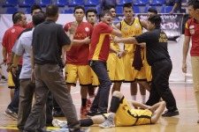 NCAA serves suspensions on Mapua-EAC brawl