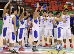 Batang Gilas avoid last-place finish with blowout win over UAE