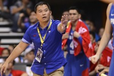 """A team is better than no team"" says former Gilas coach Chot Reyes"