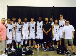 LOOK: Kobe Paras casts spell at 2015 Compton Magic Memorial Day tourney