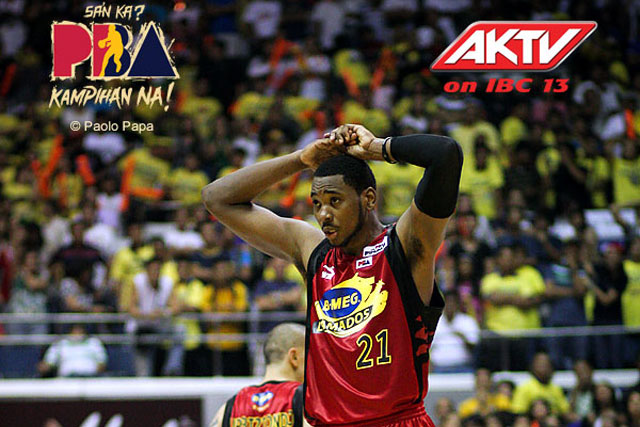 PBA Commissioner's Cup Import Watch