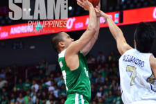 #LetAlmondBeAlmond – The DLSU Green Archers will have to live with Vostoros' shooting