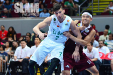 DLSU Green Archer Arnold Van Opstal to sit out UAAP Season 78 – reports